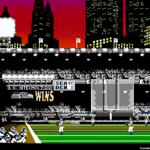 Screenshot for Tecmo Super Bowl 2015 Presented By TecmoBowl.org