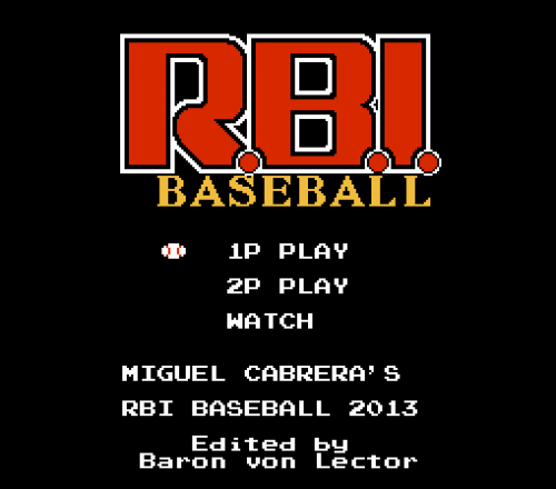 Screenshot for RBI Baseball 2013