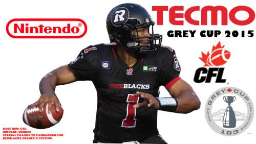 Screenshot for TECMO GREY CUP 2015