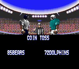 Screenshot for Tecmo Football Legends 2016