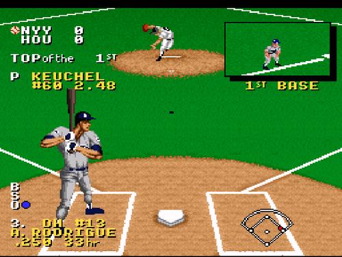Screenshot for Ken Griffey Baseball 2016