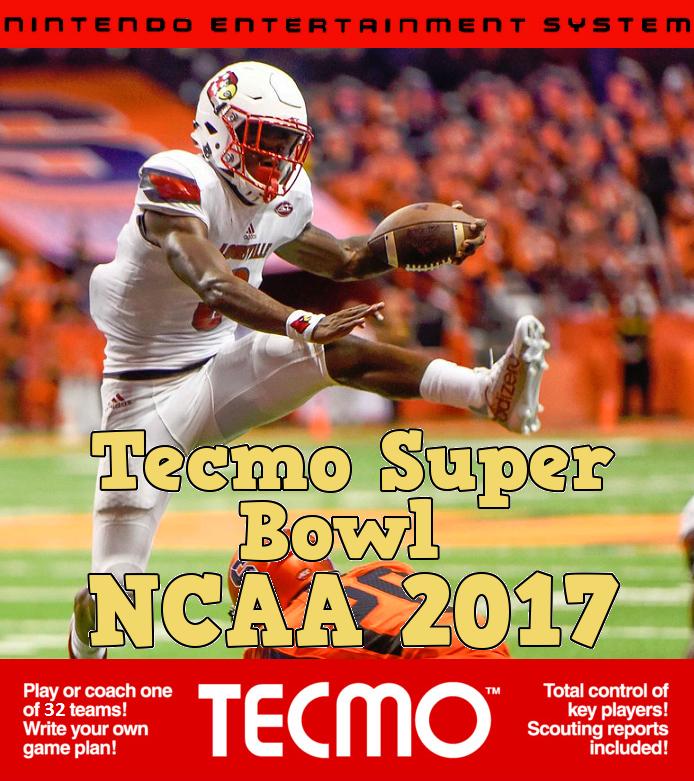NCAA: TSB 2017