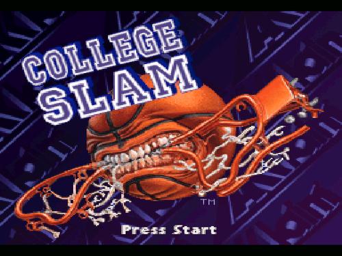 Screenshot for College Slam 2017