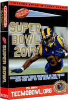 TecmoBowl.org Presents: Tecmo Super Bowl 2017
