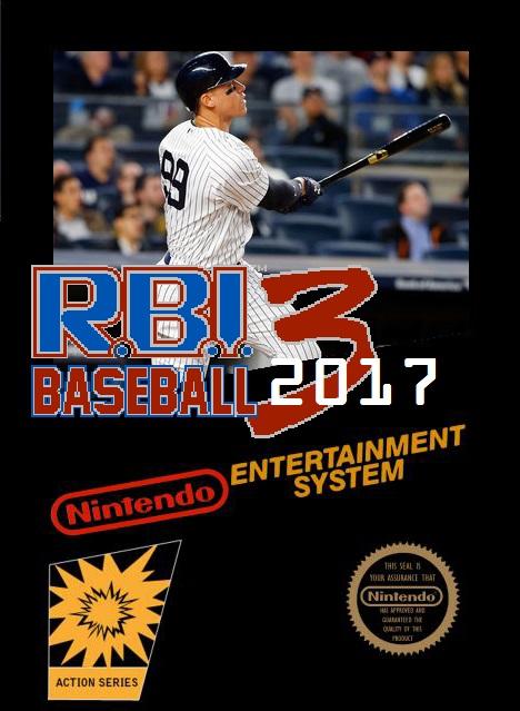 R.B.I. Baseball 3 - 2017