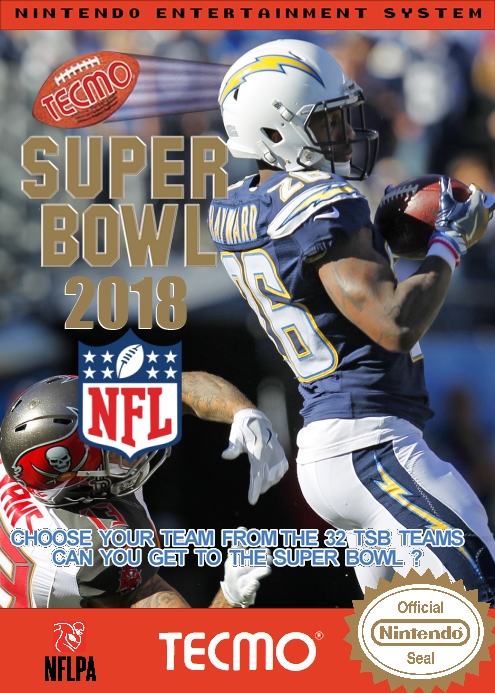 Tecmo Superbowl NFL 2018 (9.5)