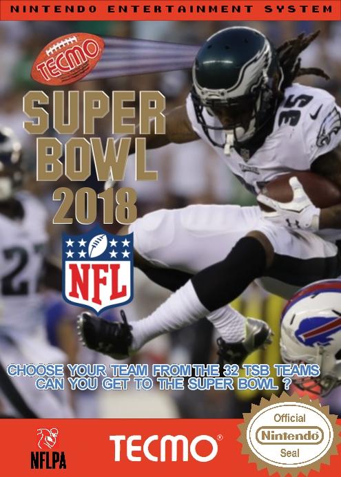 Tecmo Superbowl NFL 2018 (10.8.1a)