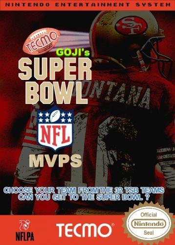 Goji's Tecmo Super Bowl NFL MVPS (2.4)