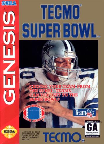 Tecmo Super Bowl 2017