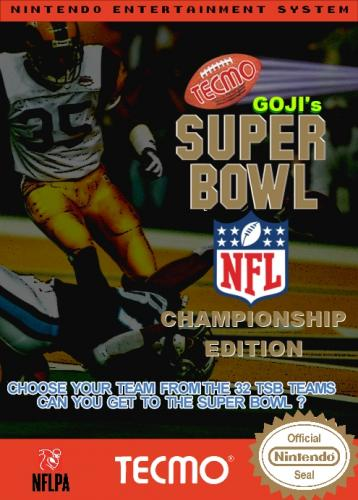 Goji's Tecmo Super Bowl NFL Championship Edition (1.2)