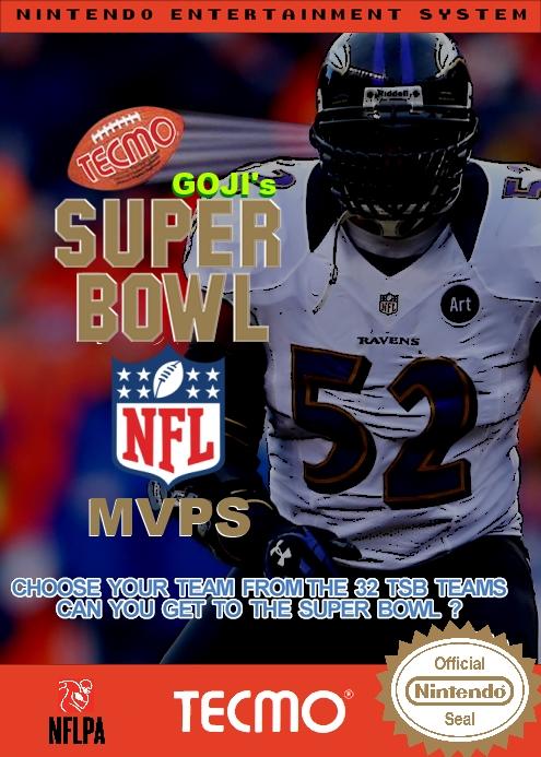 Goji's Tecmo Super Bowl NFL MVPS (2.8)