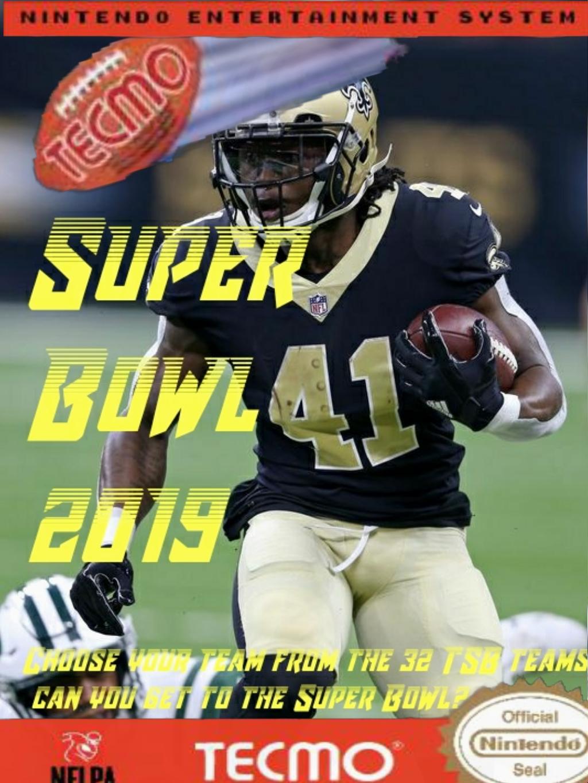 Tecmo Super Bowl 2019