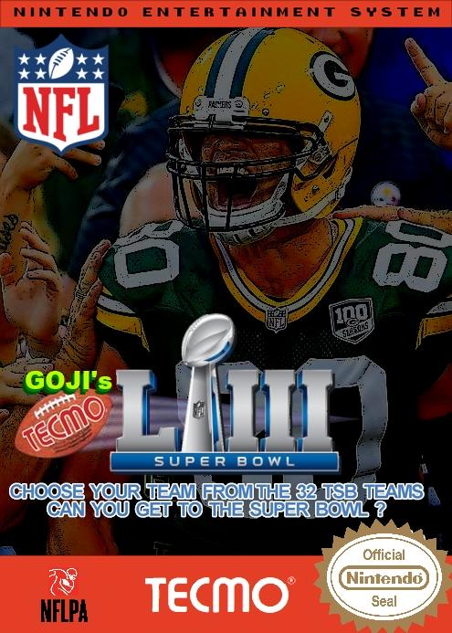 Goji's NFL Tecmo Super Bowl LIII (BETA 2.4)