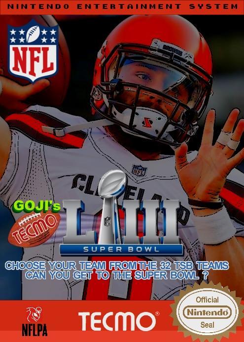 Goji's NFL Tecmo Super Bowl LIII (BETA 2.3)