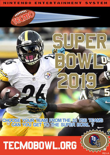 Tecmo Super Bowl 2019 Presented by TecmoBowl.org