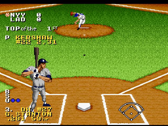 6ef787670e Ken Griffey Baseball 2018 - SNES - TecmoBowl.org