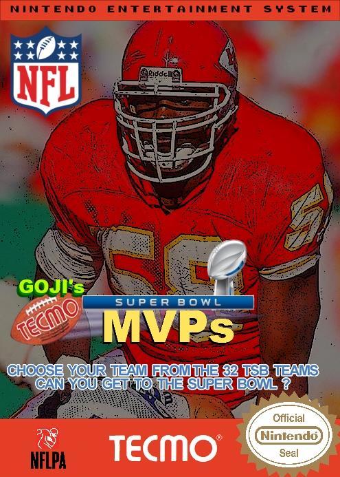 Goji's Tecmo Super Bowl NFL MVPS (5.2)