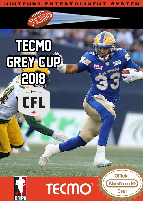 TECMO GREY CUP 2018