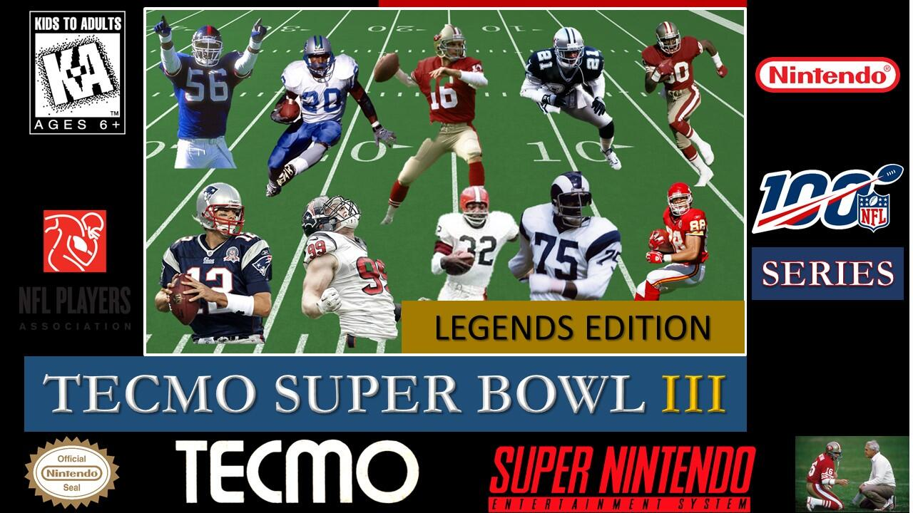 TSB3 Legends Edition 100 Series