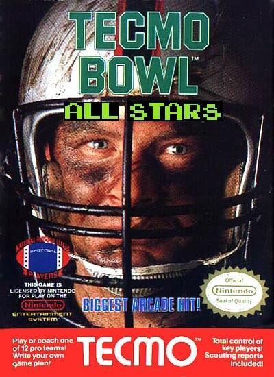 Tecmo Bowl All-Stars