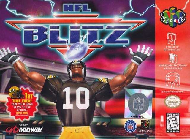 NFL Blitz 2019