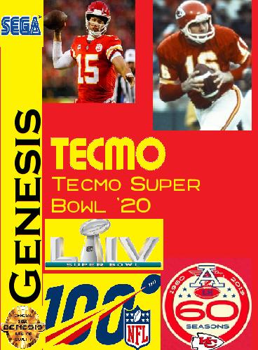 Tecmo Super Bowl 2019-2020 [Training Camp Edition]