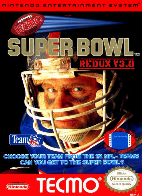 Tecmo Super Bowl Redux v3.0