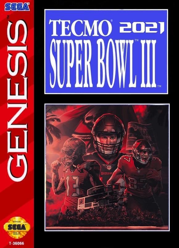 Tecmo Super Bowl III - 2021