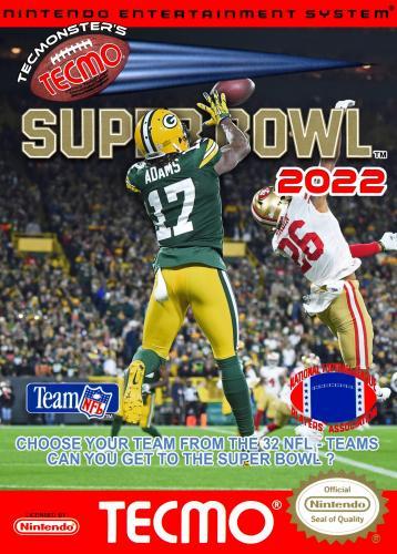 Tecmonster's Tecmo Super Bowl 2022
