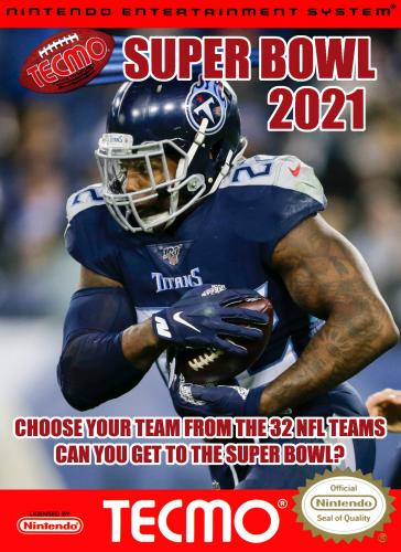SBlueman's Tecmo Super Bowl 2021 - Week One Edition (Updated 9/8/2021)