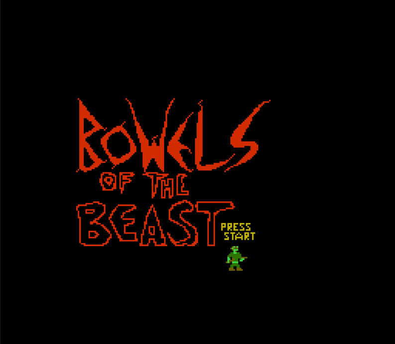 Bowels Of The Beast and Witches Weed