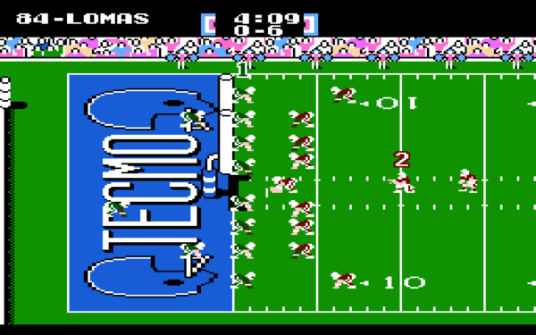 Moving the Goal Posts: A Hack for Classic NFL/AFL Roms