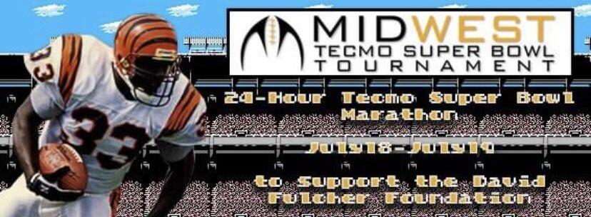 Tecmo Super 24 Hour Marathon