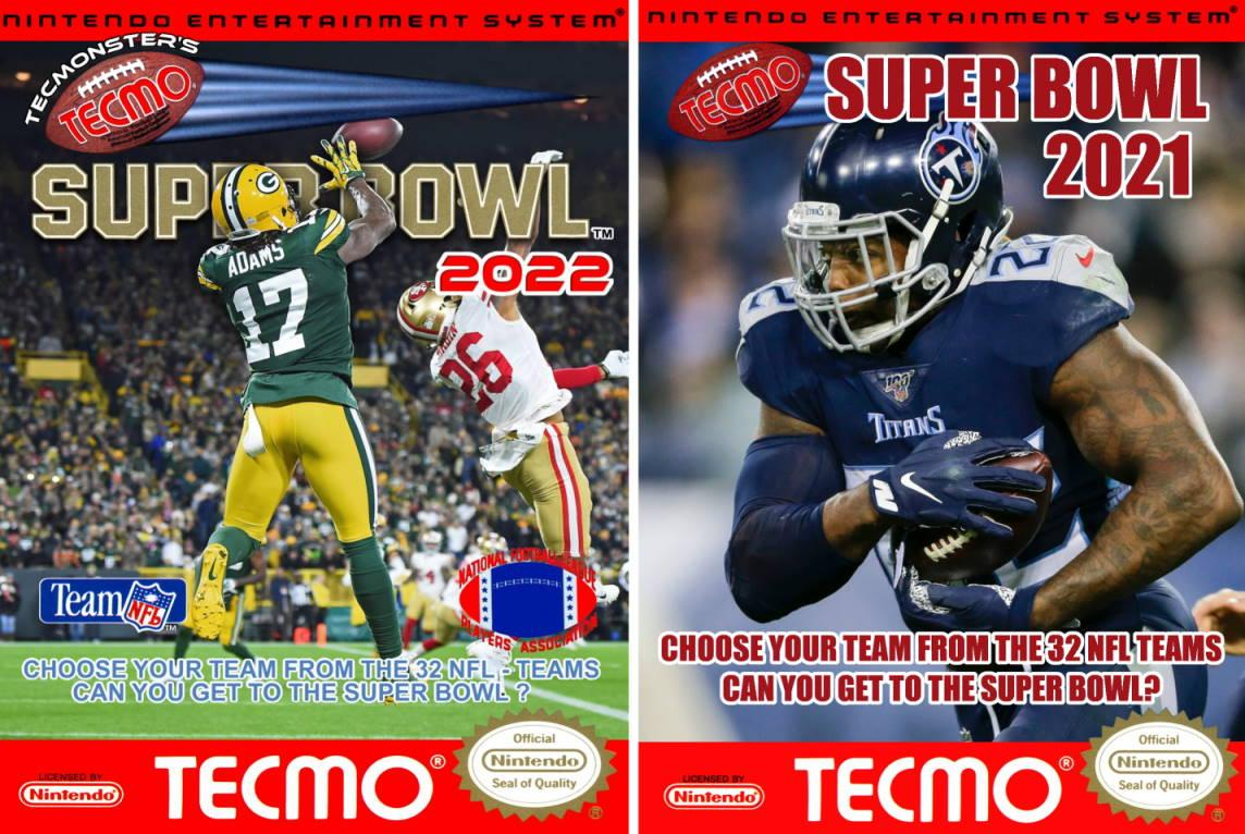 Sblueman's and Tecmonster's early TSB 2022 editions out